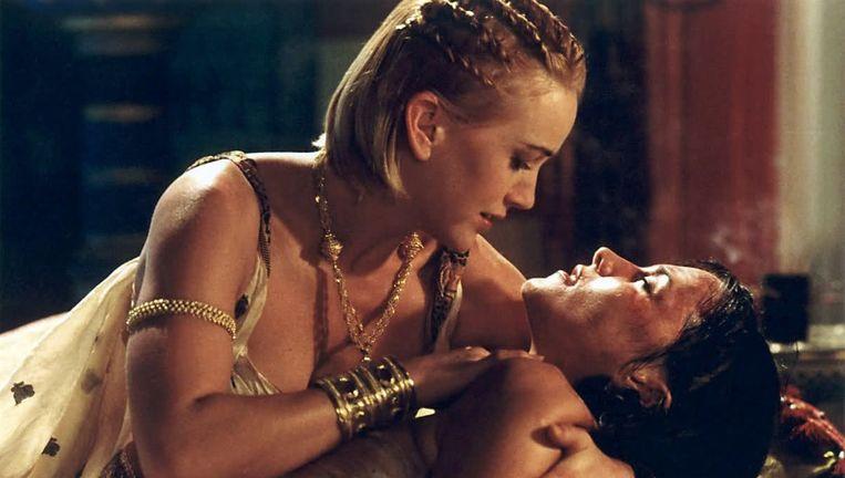 Lesbische liefde maken scènes
