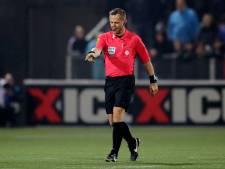 Kuipers fluit Brabants onderonsje tussen Willem II en PSV, net als twee seizoenen terug