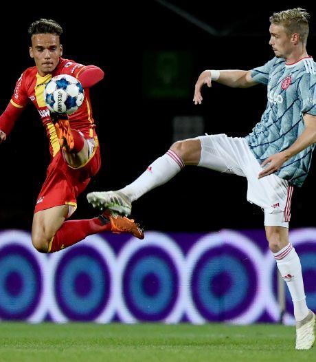 Go Ahead Eagles geeft stunt geen vervolg en verliest van Jong Ajax