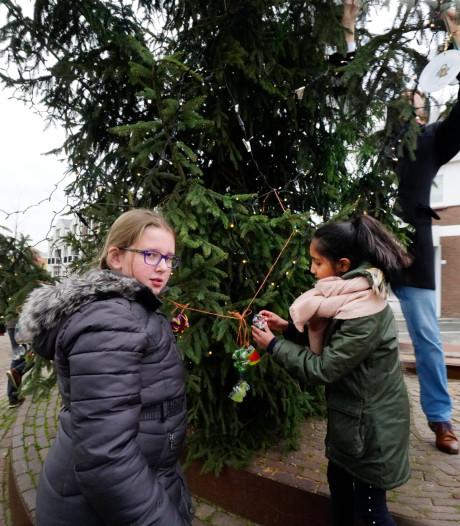 Rumoer over kerstboom Millingen: 'Krijgen de andere dorpen er nu ook een?'