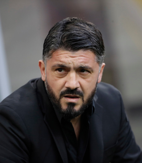 Gattuso volgt Ancelotti op bij Napoli: 'Hij is als een vader voor me'