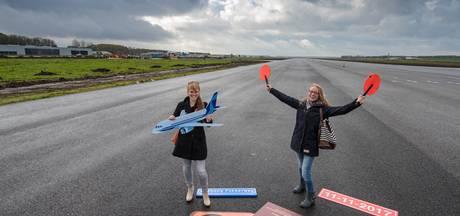 Bijna 1500 mensen op 'open dag' Lelystad Airport