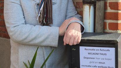 """Vzw Argo Live zamelt geld in om huur van fietscafé te kunnen betalen: """"Deponeer koperen muntjes in brievenbus!"""""""