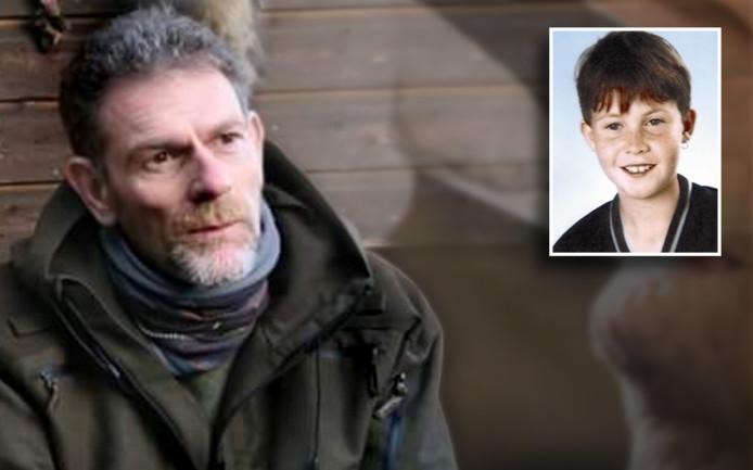 Verdachte Jos Brech werd gezocht voor betrokkenheid bij de dood van Nicky Verstappen (inzetje).
