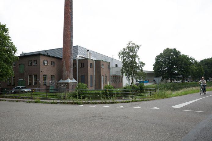 De oude fabriek van Euroma in Wapenveld.