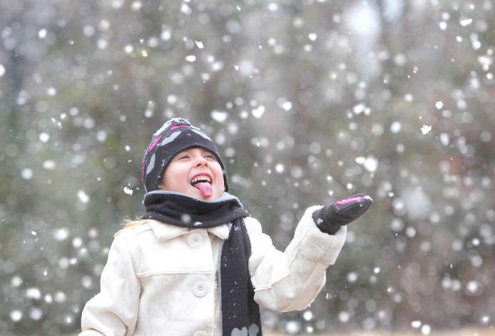 Na het weekend wordt sneeuw verwacht.