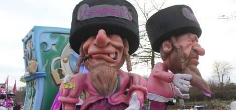 'Beledigende' carnavalsstoet in Vlaamse Aalst zonder problemen verlopen