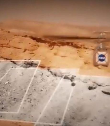 Amerikanen sturen helikopter naar Mars