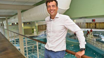't Badhuis kan eindelijk weer zwemmers ontvangen in plaats van coronapatiënten
