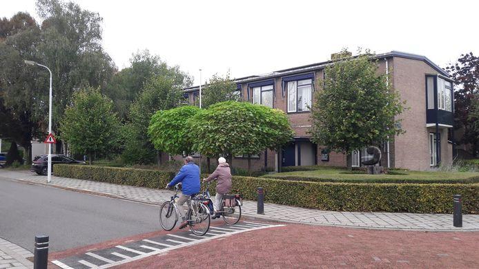 Hospice Zeeuwsch-Vlaanderen aan de Leeuwenlaan 40 in Terneuzen.