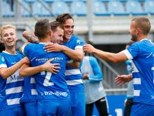 PEC Zwolle-trainer John Stegeman: we hebben Sparta kapot gespeeld