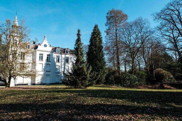 Het Vijverhof wordt binnenkort een openbaar park.