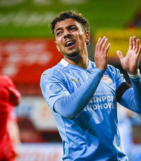 PSV laat na goede eerste helft toch twee punten liggen in Enschede