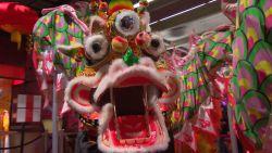 Chinees Nieuwjaar gaat in Antwerpen wél door