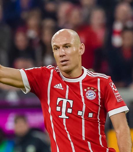 Robben over PSG: Geld maakt geen doelpunten