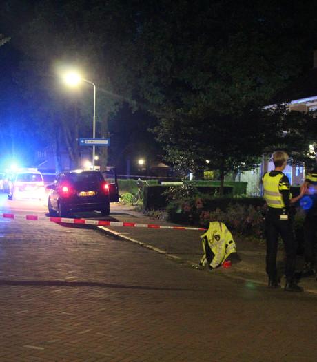 Politie lost schot bij steekpartij Putten