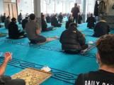 Geen discussie bij moskee Deventer, mondkapje op bij gebed