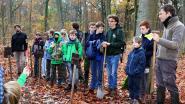 Jongeren helpen Natuurpunt bij planten van 1.000 bomen