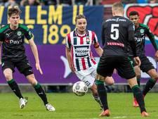 Aanvoerder Rienstra niet blij met een punt tegen FC Groningen