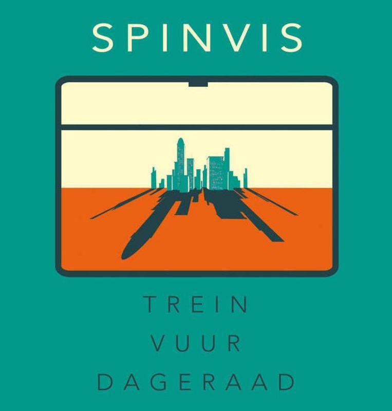Spinvis - Trein Vuur Dageraad Beeld Trouw