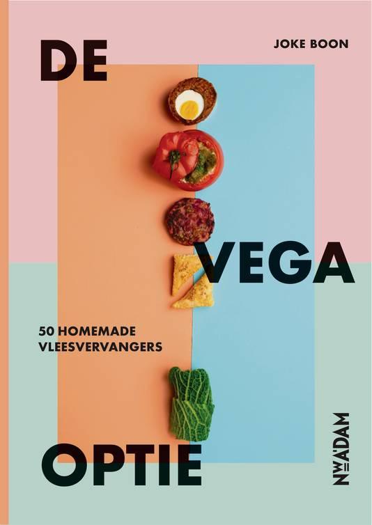 De Vega Optie van Joke Boon  (€20,99, Uitgeverij Nieuw Amsterdam.)