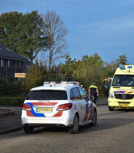 Oudere vrouw gewond door botsing met auto in Kilder