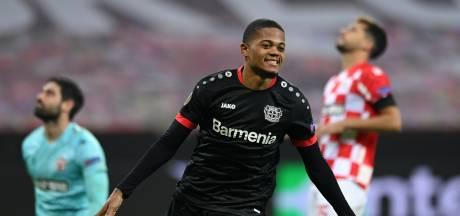 Bosz doet met Leverkusen uitstekende zaken, Tottenham eenvoudig langs Ludogorets
