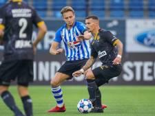 Jeugdspelers Bogaers en Borgmans definitief overgeheveld naar hoofdmacht FC Eindhoven