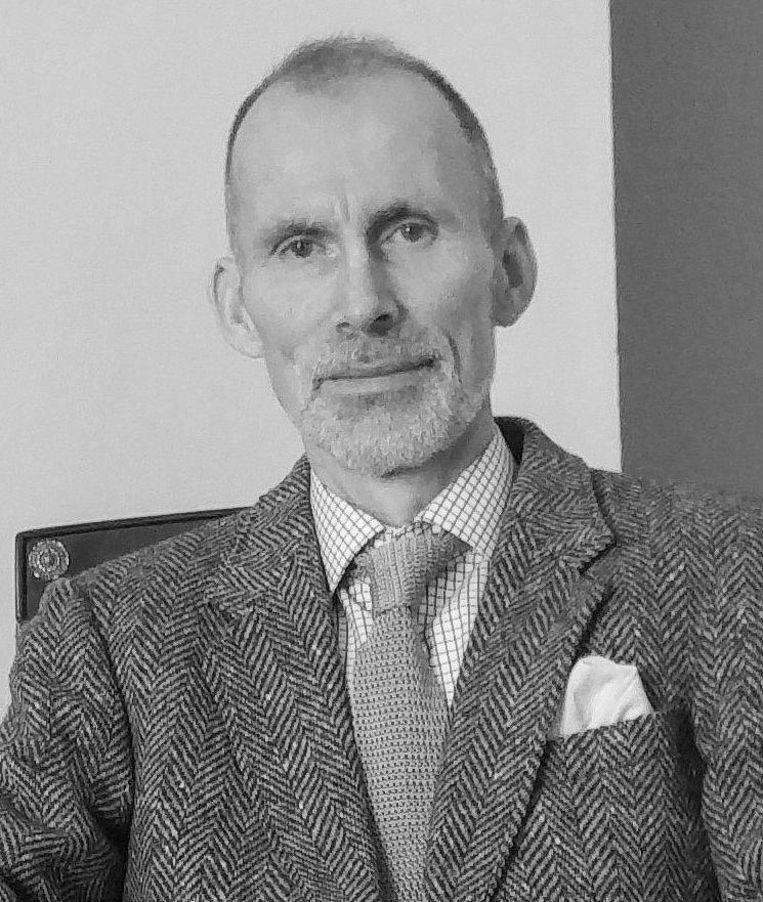 Peter Visser, schrijver, oud-gedeputeerde PvdA Noord-Holland Beeld anp