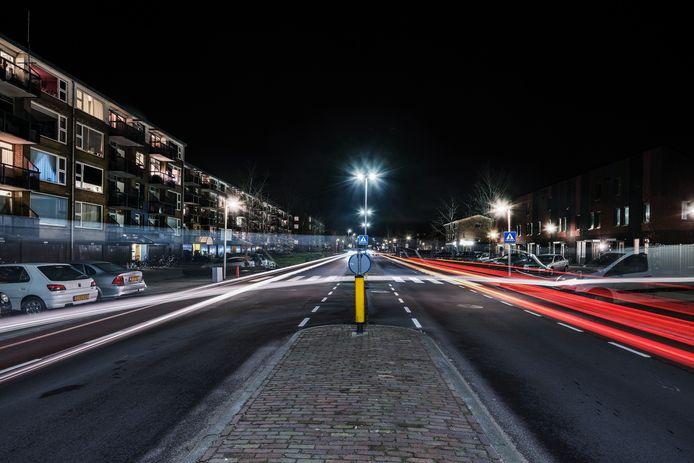 Ruim tweehonderd verouderde woningen in Winterswijk worden gefaseerd gesloopt.  Van de drie flats aan de Europalaan is al enkele jaren geleden gezegd dat ze er geen 20 jaar meer zullen staan. Foto: Jan Ruland van den Brink