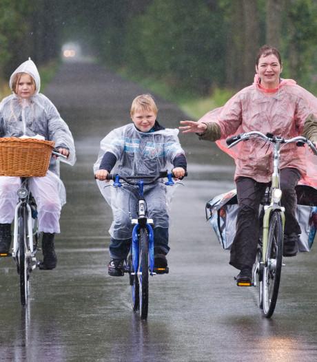 Zorgen over fietsroutes voor schoolkinderen tussen Zutphen en Eerbeek
