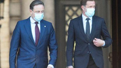 """De Wever en Magnette verkennen piste voor regering van korte duur: """"Geen goede zaak"""", zegt Carl Devos"""