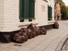Afvalophaling in Brugge vervroegd door voorspelde hitte