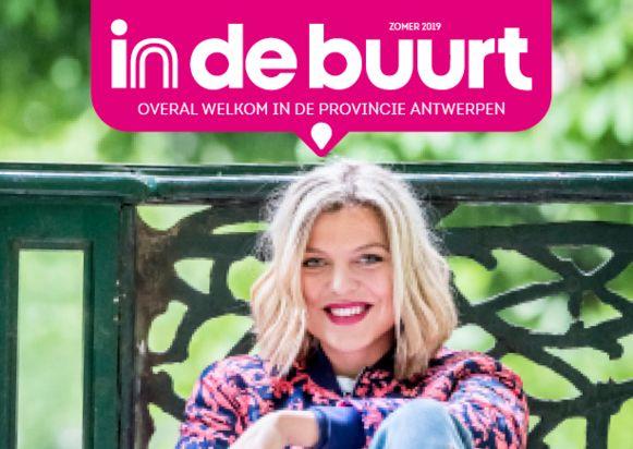 Coverbeeld In De Buurt Antwerpen
