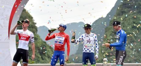 Mas wint Ronde van Guangxi, tweede ritzege Ackermann
