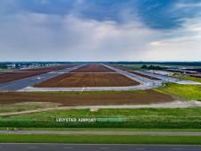 Luchtvaartrecht-experts zien niets in claim tegenstanders Lelystad Airport