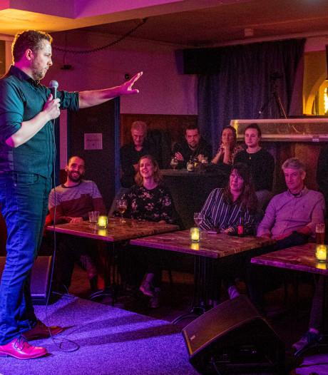 Raymon Hofkens droomt van comedy in de Ziggo Dome