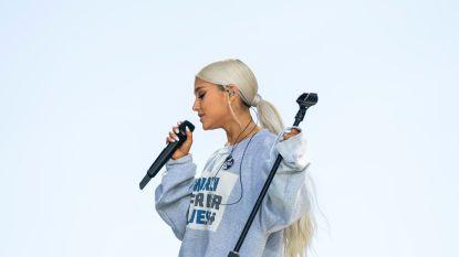 Ariana Grande geeft 90% van de royalty's op '7 Rings' weg aan twee (dode) mensen