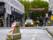 Afsluitingen verkeersaders Bossche binnenstad stemmen wethouder tevreden: 'Ik sluit camera's niet uit'