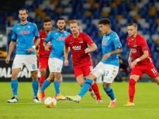 LIVE | Brutaal AZ kent goede start, buitenspelgoal Napoli afgekeurd