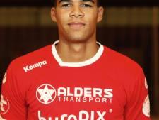 Handballer Ephrahim Jerry blijft positief na blessure: 'Ik weet als geen ander hoe belangrijk goed herstellen is'