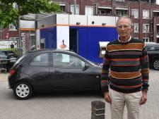 Ton (77) schrikt danig van pinautomaat voor de deur in Malden: 'Eng, je leest zo veel over plofkraken'