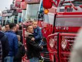 Vrachtwagenfanaten reizen af naar Westland
