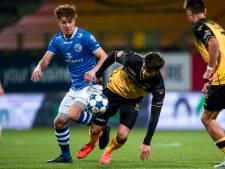Zwaar gehavend FC Den Bosch blijft overeind in Limburg en pakt punt bij Roda JC