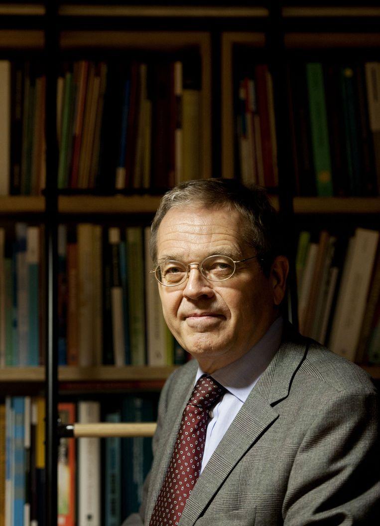 Portret van de Nationale Ombudsman Alex Brenninkmeijer. Beeld ANP