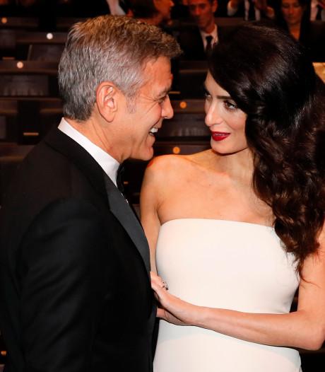 Clooneys schenken ruim miljoen voor coronahulp