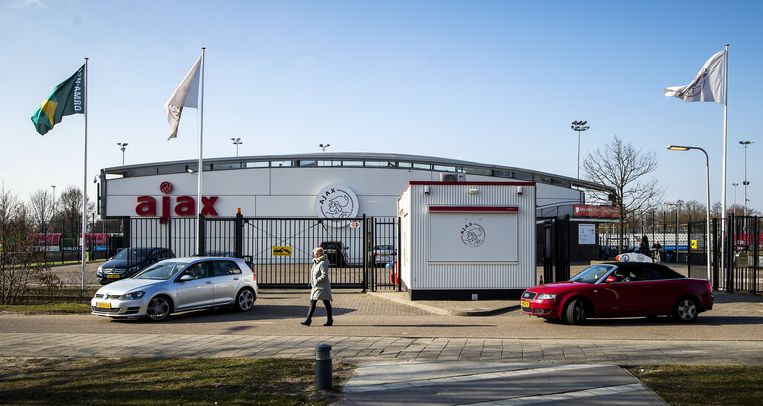 Trainingscomplex De Toekomst van Ajax. Beeld anp