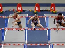 Visser vierde op horden bij laatste test voor WK indoor