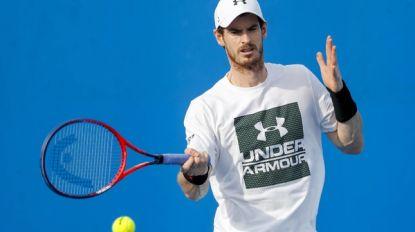 Andy Murray maakt na elf maanden comeback voor eigen volk in Queen's