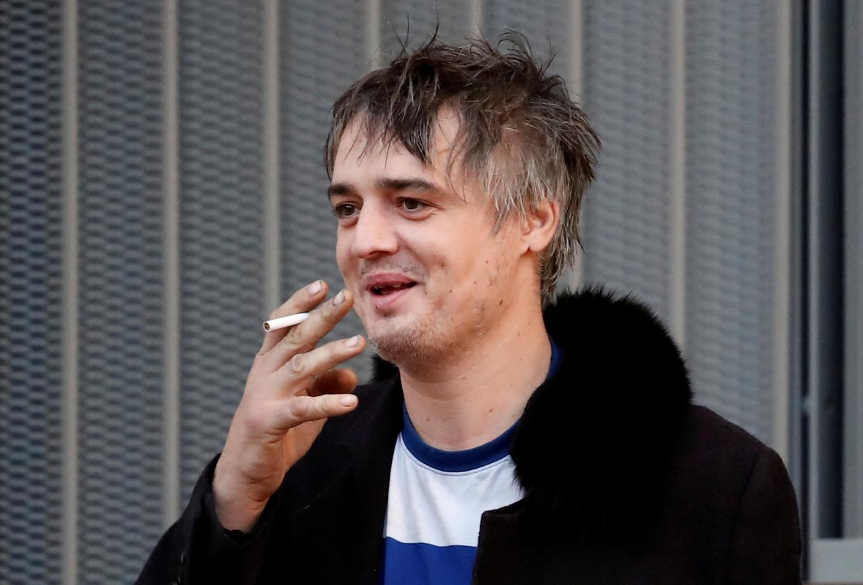 Pete Doherty in Parijs veroordeeld tot 3 maanden cel met